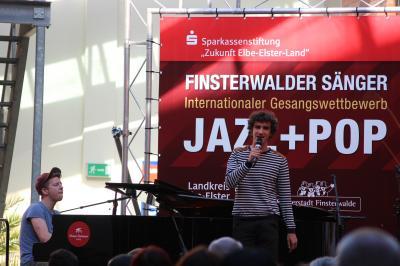 Vorschaubild zur Meldung: Festival um den Finsterwalder Sänger Internationaler Musikwettbewerb in der Marktpassage Finsterwalde  vom 16. November bis 18. November 2017