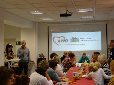 Vorschaubild zur Meldung: 10 Jahre Familienoase der AWO