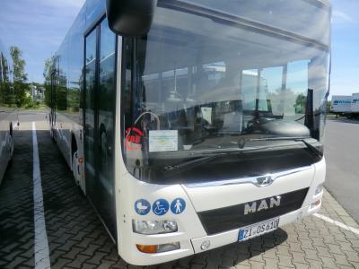 Foto zu Meldung: Landkreis weist Kritikpunkte zum Ausschreibungsverfahren des Regionalbusverkehrs zurück