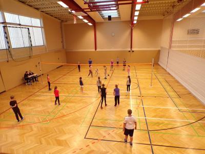 Foto zur Meldung: Sport- und Spielefest an der Regionalen Schule Crivitz