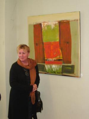 Vorschaubild zur Meldung: Ausstellung Ana Finta im Alten Laden