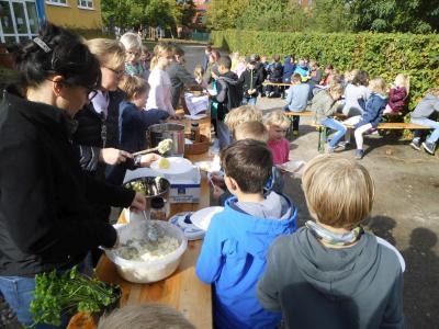 Foto zur Meldung: Herbstfest