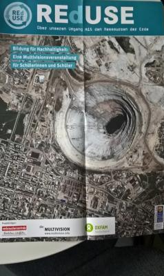 """Foto zur Meldung: Multivisionsveranstaltung """"REdUSE - Über unseren Umgang mit den Ressourcen der Erde"""""""