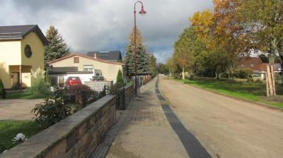Foto zu Meldung: Straßenbau im Westring verläuft planmäßig