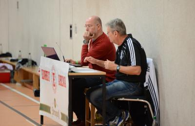 Moderne Technik hält Einzug im Handball