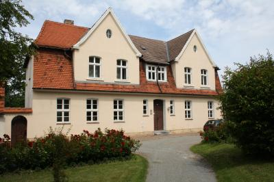 Pfarrhaus in Arneburg