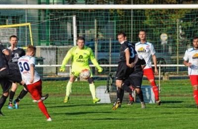 Foto zu Meldung: + + + 8. Spieltag Landesliga West + + +