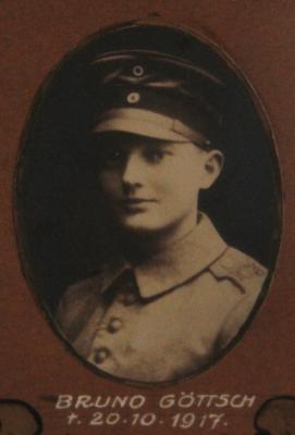Foto zur Meldung: Vor 100 Jahren: Der Sohn des Dorfchronisten stirbt als Kriegsfreiwilliger