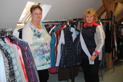 Vorschaubild zur Meldung: Kleidersammlung zu Gunsten der AWO Kleiderkammer