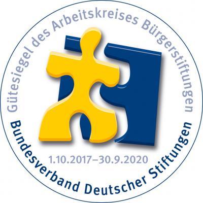 Vorschaubild zur Meldung: Bürgerstiftung Westmünsterland erhält Gütesiegel