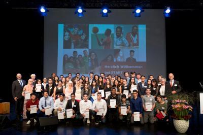 Die neuen START-Stipendiaten in NRW