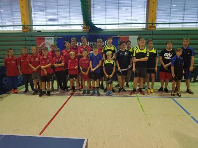 Vorschaubild zur Meldung: Tischtennis-Nachwuchs Erfolgreich