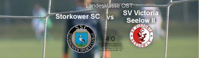 Vorschaubild zur Meldung: 8. Spieltag Landesklasse Ost