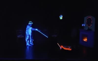 """Vorschaubild zur Meldung: Begeisternde Welturaufführung """"Das Gespenst von Canterville"""" in Zielitz – nächste Vorstellung am 25. November"""