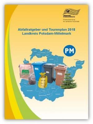 Vorschaubild zur Meldung: Die Abfallwirtschaft Potsdam-Mittelmark informiert