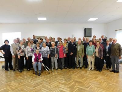 Vorschaubild zur Meldung: Treffen der Alterskameradinnen und Alterskameraden der Feuerwehr Stadt Seeland