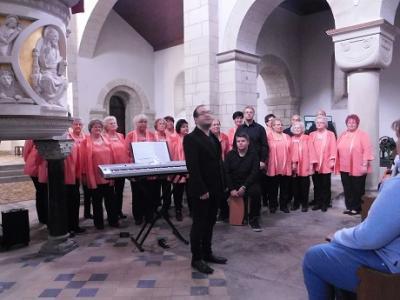 Vorschaubild zur Meldung: 20 Jahre Gemischter Chor Frose