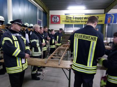 Foto zu Meldung: Dritter Stern für die Freiw. Feuerwehr Sörup