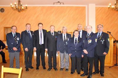 Foto zur Meldung: Die Herbstkreisversammlung des BSB Kreisverbandes Bad Kötzting war gut besucht