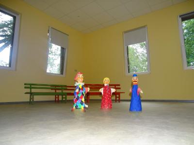 """Vorschaubild zur Meldung: Theaterraum im """"Haus der Entdecker"""""""
