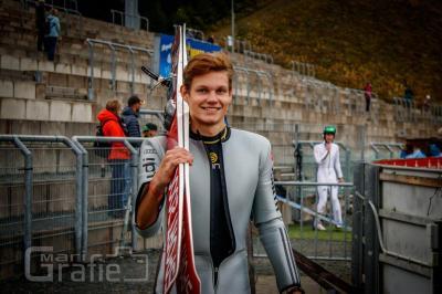 Foto zur Meldung: Deutsche Meisterschaften Nordische Kombination