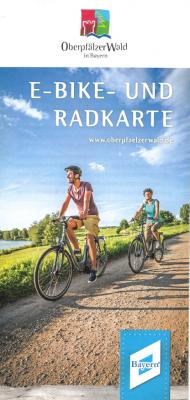 Foto zur Meldung: E-Bike Region Oberpfälzer Wald