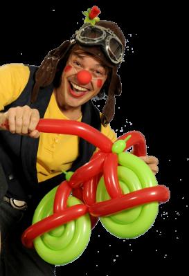 Clown Filou 14.11.2017