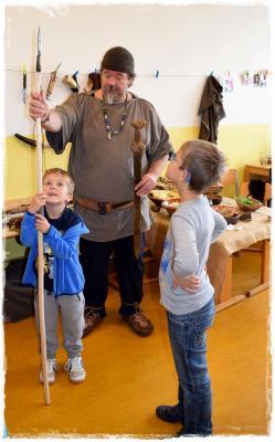 Foto zur Meldung: Neues aus dem Hort und der FGTS in Alsweiler