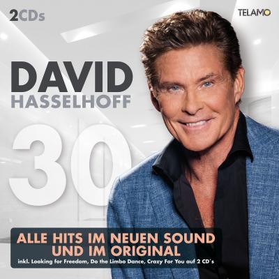 Foto zur Meldung: David Hasselhoff - Amore Amore (Telamo)
