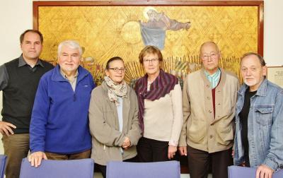 Foto zur Meldung: Heimatverein mit neuer Satzung und altem Vorstand