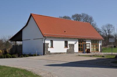 Gemeindehaus in Görlsdorf, Foto: Matthias Lubisch