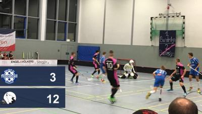 Floorball Schenefeld vs. TV Lilienthal