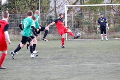 Foto zur Meldung: Verdiente Niederlage im Pokal