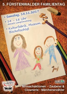 Vorschaubild zur Meldung: Einladung zum 5. Familientag