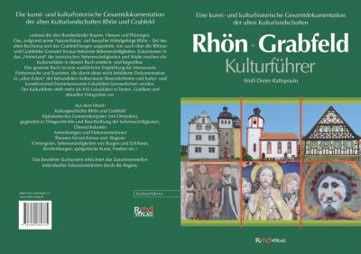 Vorschaubild zur Meldung: Rhön Grabfeld Kulturführer