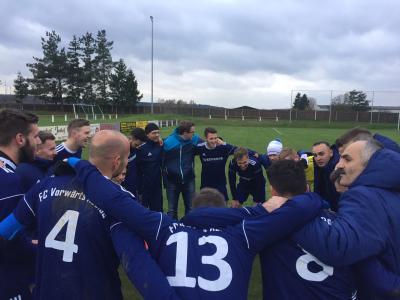 Foto zu Meldung: Bezirksliga: TSV Kirchenlaibach-Sp. - FC Vorwärts 0:1 (0:0)