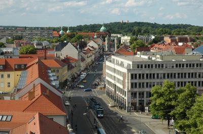 """Foto zu Meldung: Klimadialog in der URANIA Potsdam: Das smarte (Klima-)Quartier: Mit einem Klick """"grün"""" leben?"""