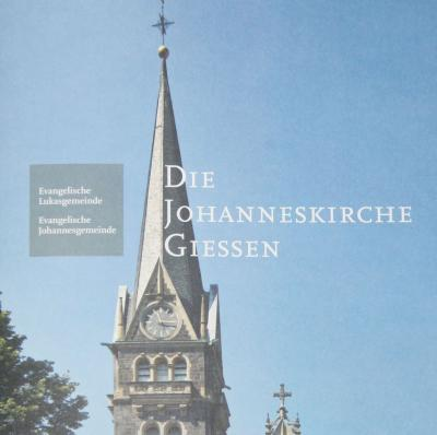 Vorschaubild zur Meldung: Neue Broschüre über die Johanneskirche