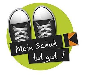 Vorschaubild zur Meldung: Kolping-Sammelaktion: Mein Schuh tut gut!