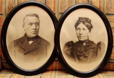 Foto zur Meldung: Vor 115 Jahren: Hochzeitstag eines besonderen Schmalenseers