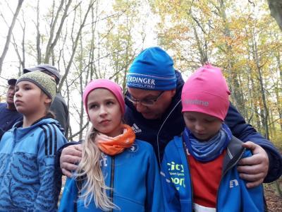 Foto zu Meldung: Landesmeisterschaften im Crosslauf waren toller Saisonabschluss