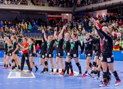 Vorschaubild zur Meldung: Ladies spielen WM-Generalprobe in Dresden