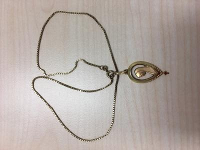 Vorschaubild zur Meldung: Fundsache: Halskette