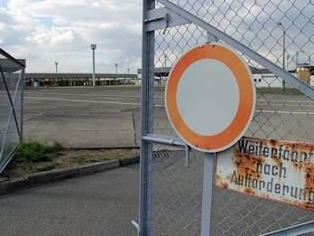 Vorschaubild zur Meldung: Erinnerung an den offenen Grenzverkehr