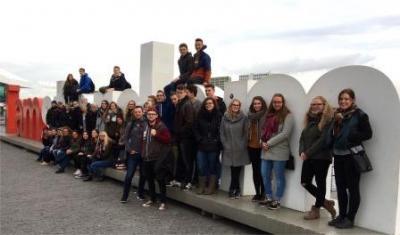 Foto zur Meldung: Jugendliche in Amsterdam - Metropole mit multikulturellem Charme
