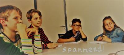 Foto zur Meldung: Kinder entdecken Brandenburg. AG gestartet.