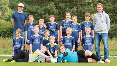 Foto zur Meldung: Fußball: Zweite muss nach Lubolz/am Sonntag E,- und F - Junioren im Einsatz