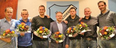 Foto zur Meldung: Neuer Glückauf Vorstand