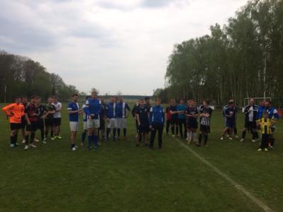 Foto zur Meldung: Fußballturnier am 1. Mai 2017