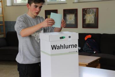 Vorschaubild zur Meldung: Juniorwahl